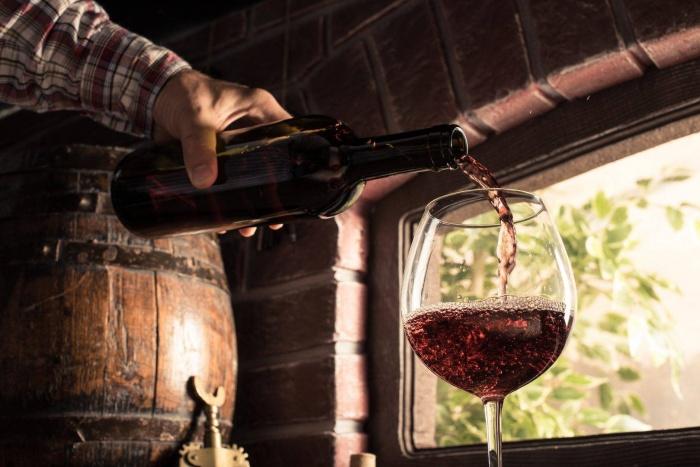 Vino rosso della Valtellina