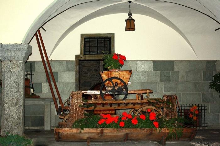 Immagini storiche della cantina Balgera