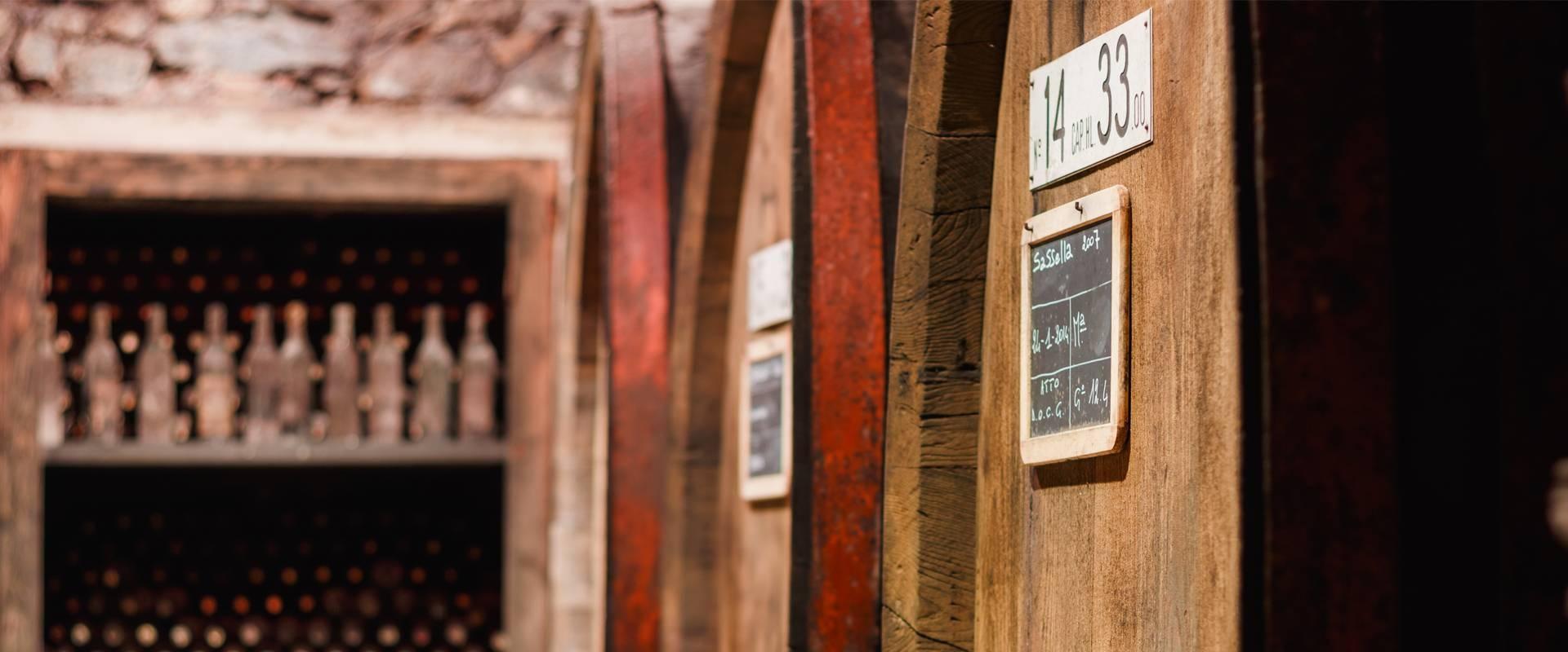 Cantine di produzione di vini valtellinesi