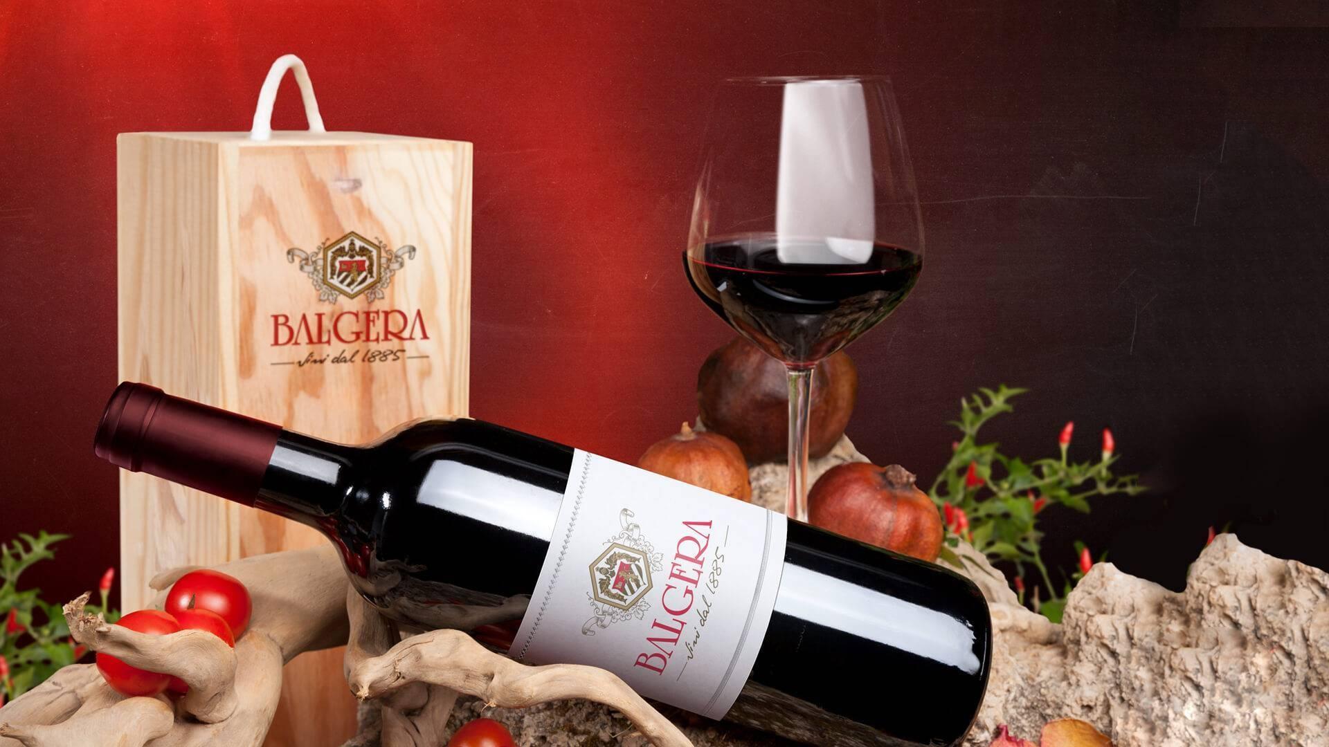 Logo Balgera vini